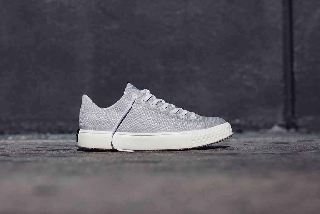 White Chuck Modern Shoe By Converse