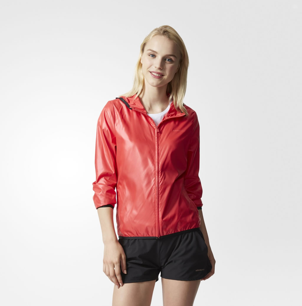 Women's adidas Neo Essential Windbreaker