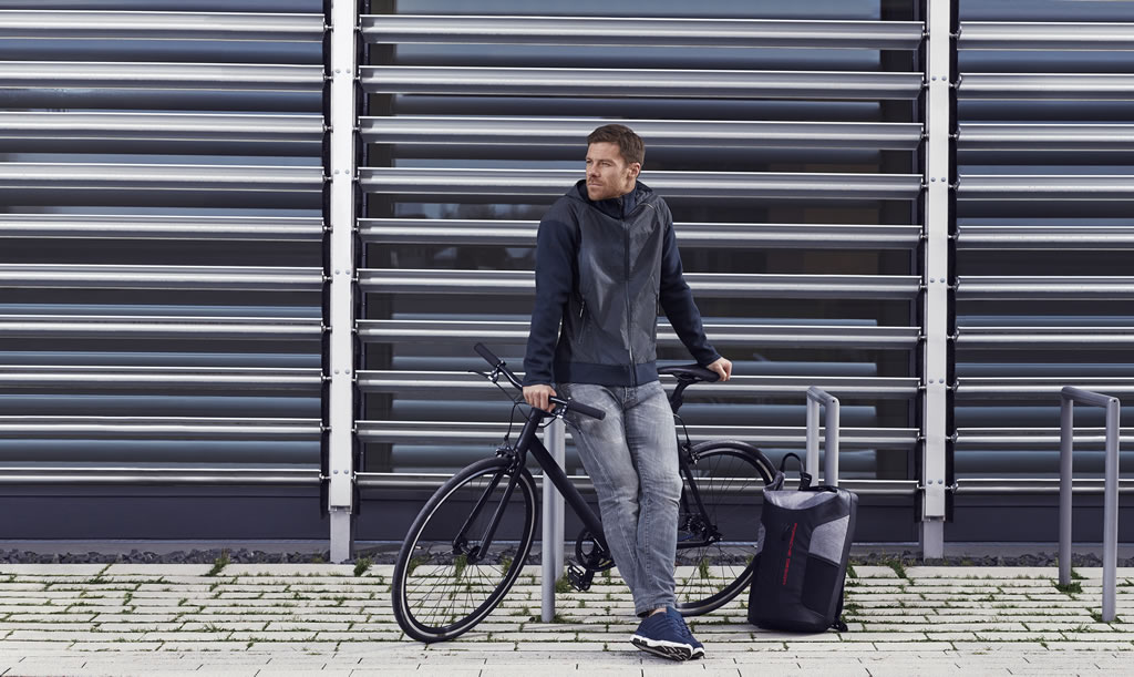 Xabi Alonso Campaign By Porsche Design Sport By Adidas