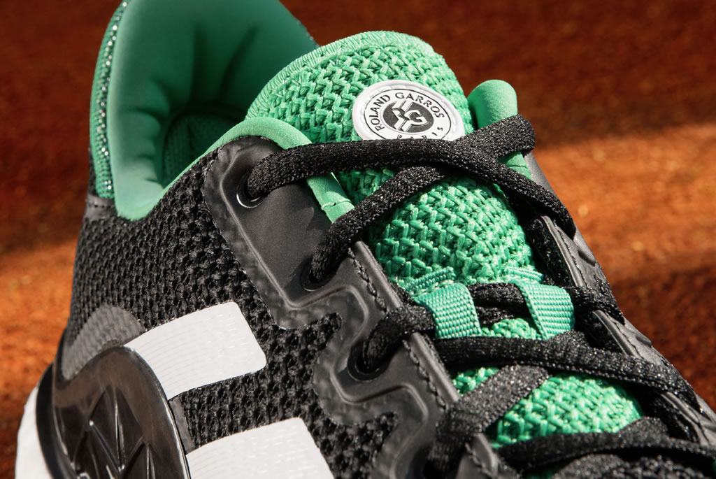 2017 Roland Garros Collection by Adidas, Barricade 2017 Footwear