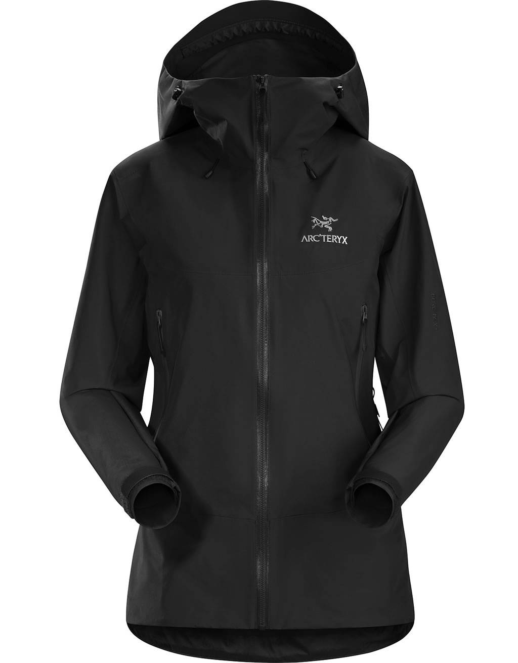 Black Beta SL Hybrid Jacket for Women