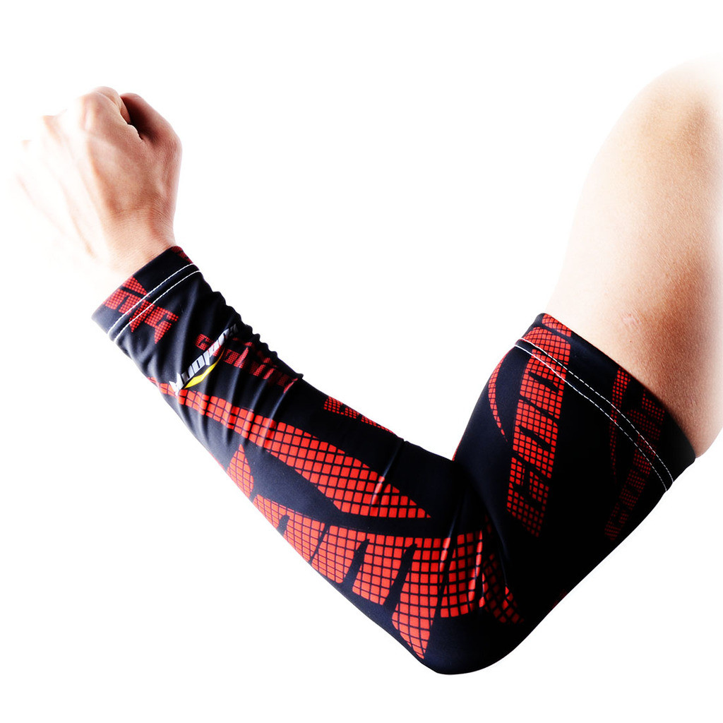 Compression arm sleeve by Coolomg