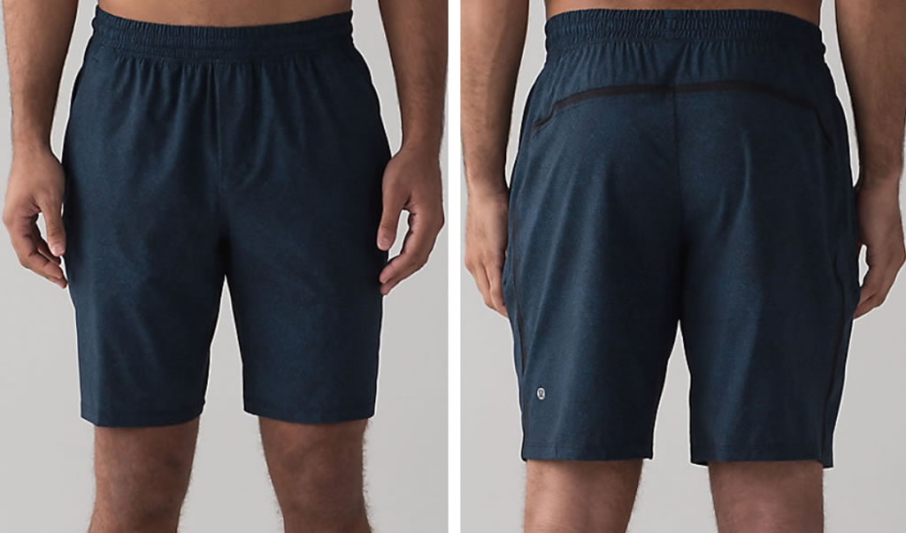 Lululemon Pace Breaker Short For Men