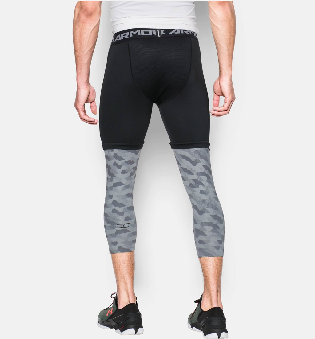 Men's compression tights by UA
