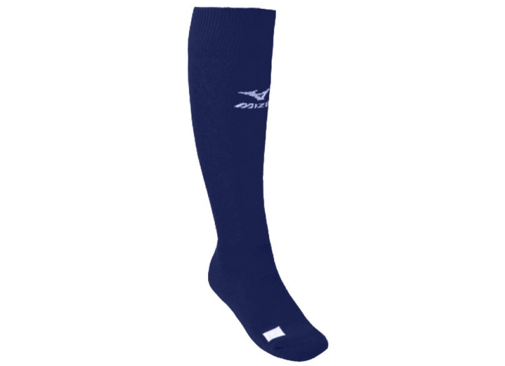Navy G2 Performance Mizuno baseball socks