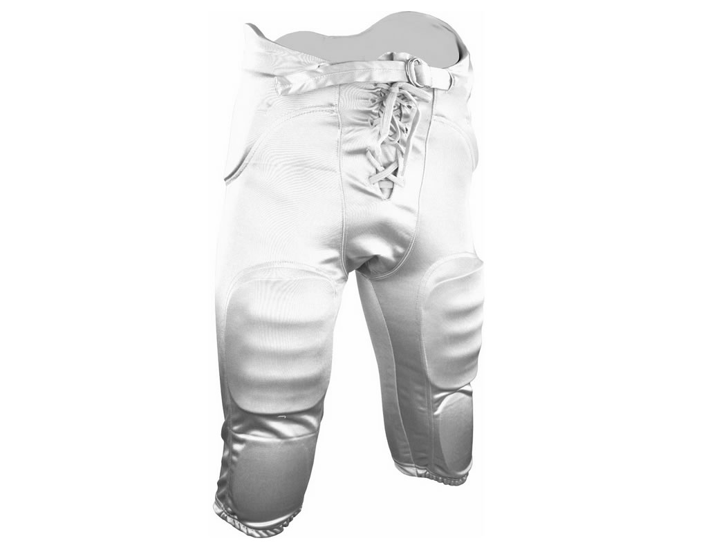 Poly Integrated Adult Football Pants By Sports Unlimited