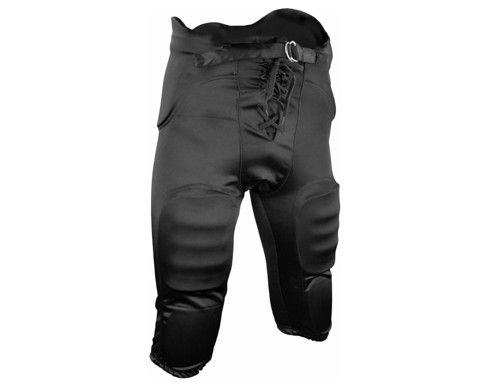 Sports Unlimited Poly Integrated Adult Football Pants