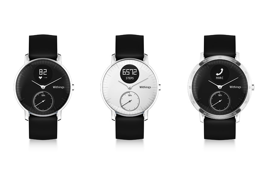 Steel Hr Smartwatch by Withings