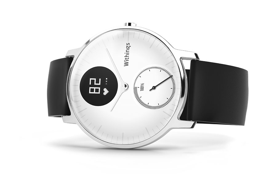 The Withings Steel Hr Activity Tracking Watch