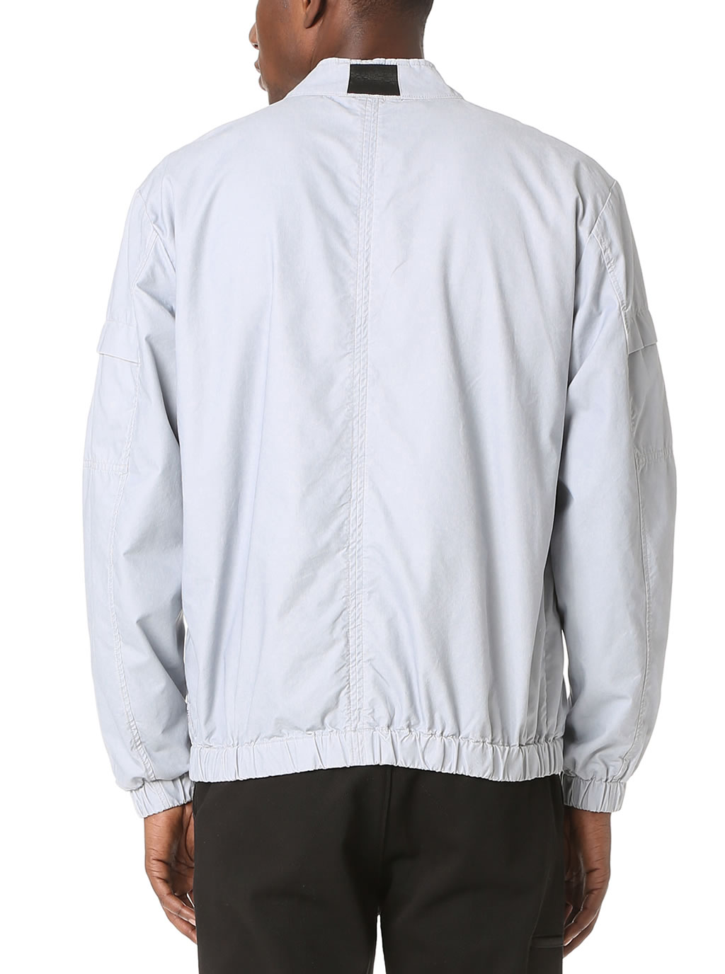 Zanerobe Trail Bomber Jacket For Men, Back