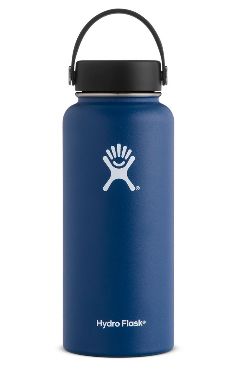 Cobalt Hydro Flask 32 oz. Insulated Water Bottle