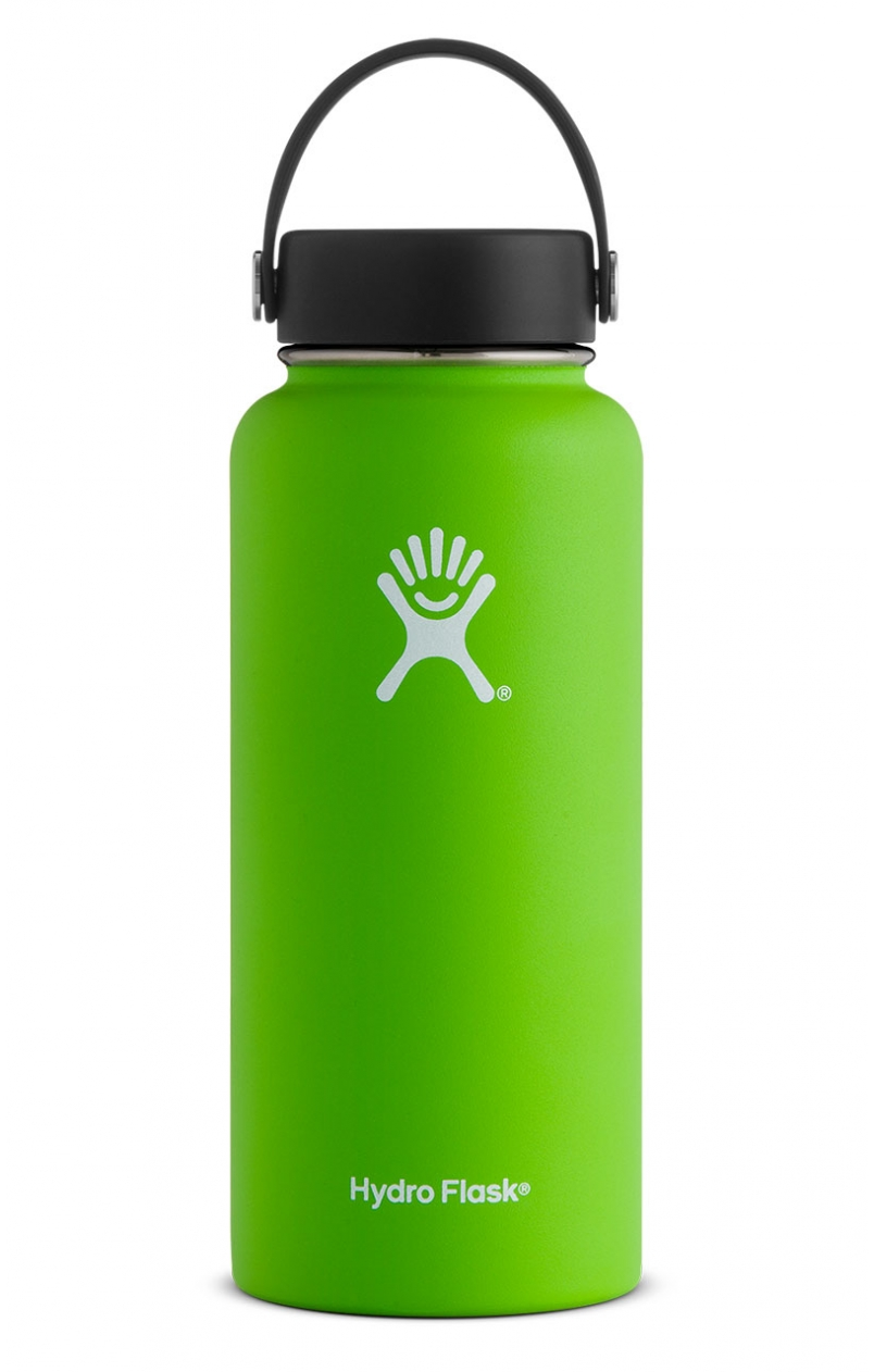 Kiwi Hydro Flask 32 oz. Insulated Water Bottle