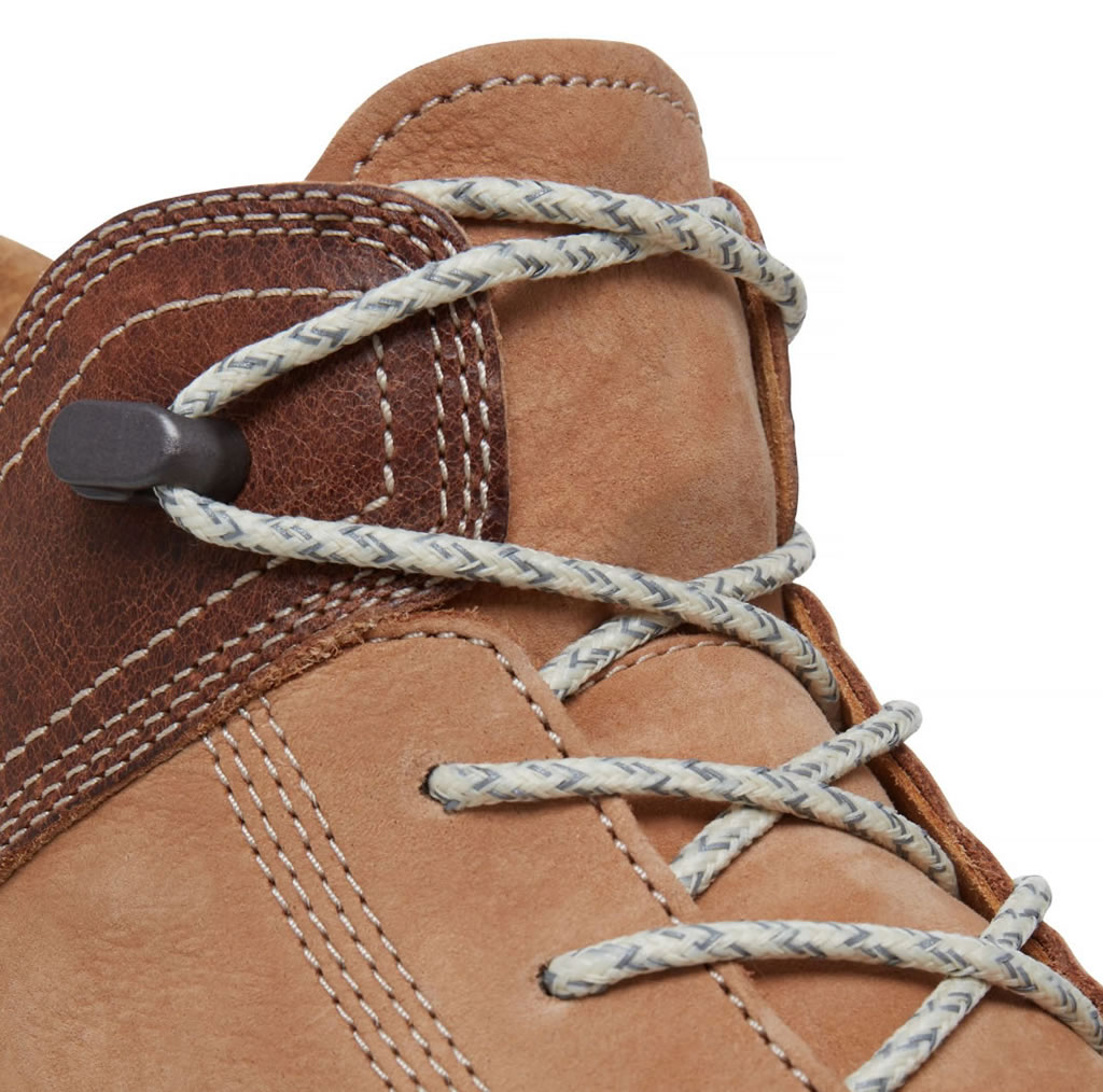 Laces, Flyroam Leather Sport Chukka By Timberland
