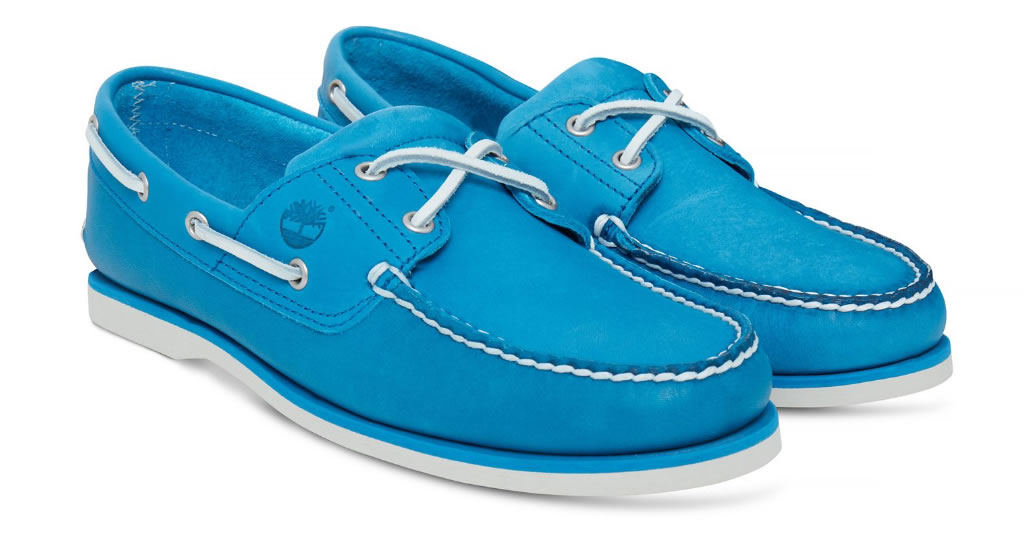 Men's Classic Boat Shoe by Timberland