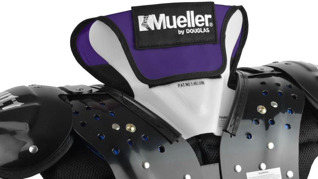 Mueller football neck collar for Men and Boys
