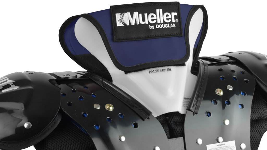Mueller football neck collar for Men