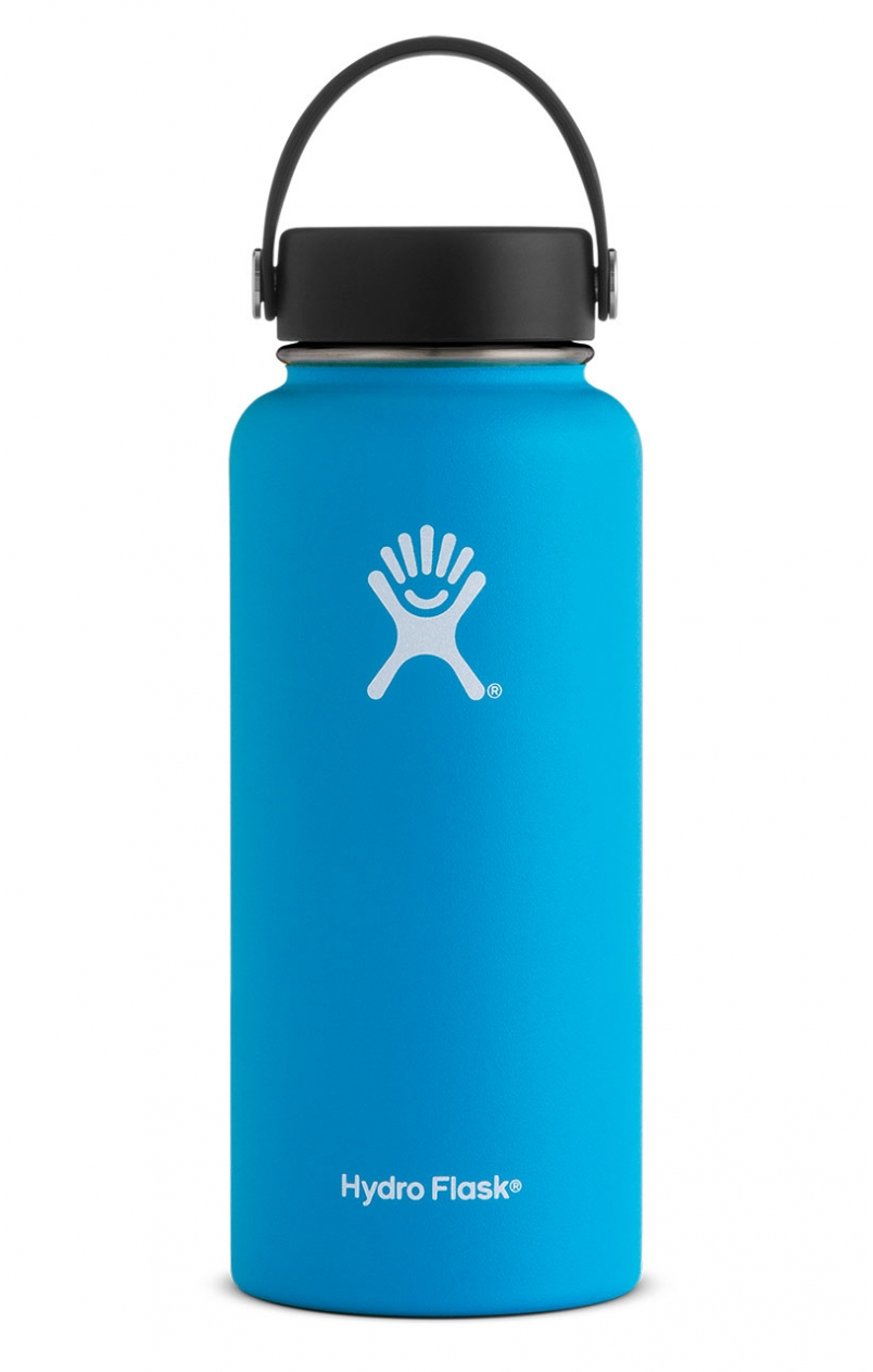 Pacific Hydro Flask 32 oz. Insulated Water Bottle