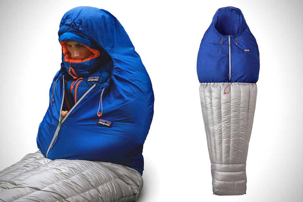 Reliable Hybrid Sleeping Bag By Patagonia