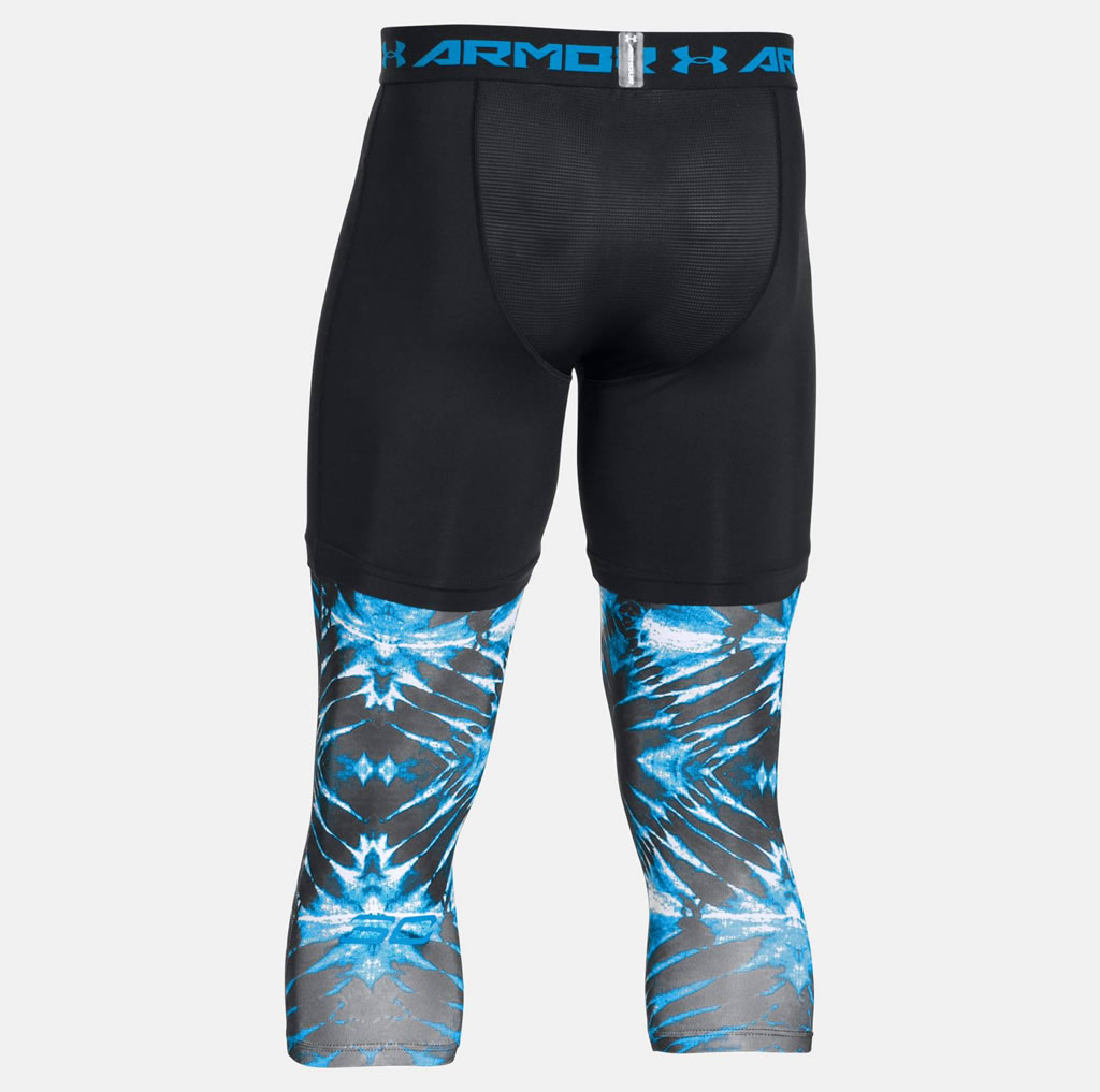 SC30 Lock In Leggings By Under Armour, Back