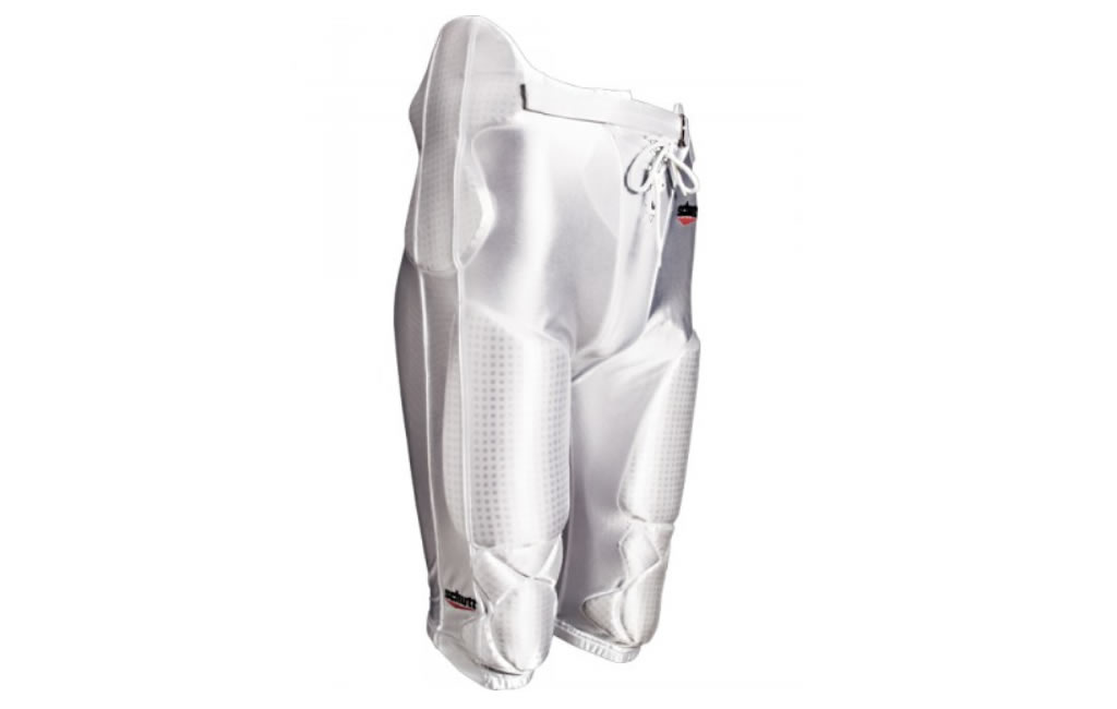Schutt youth football pants with pads