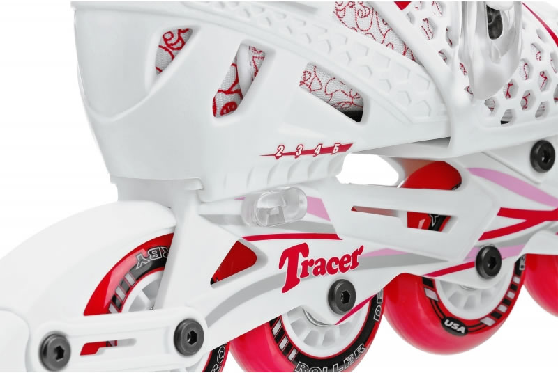 Adjustable Inline Skates For Girls by Roller Derby