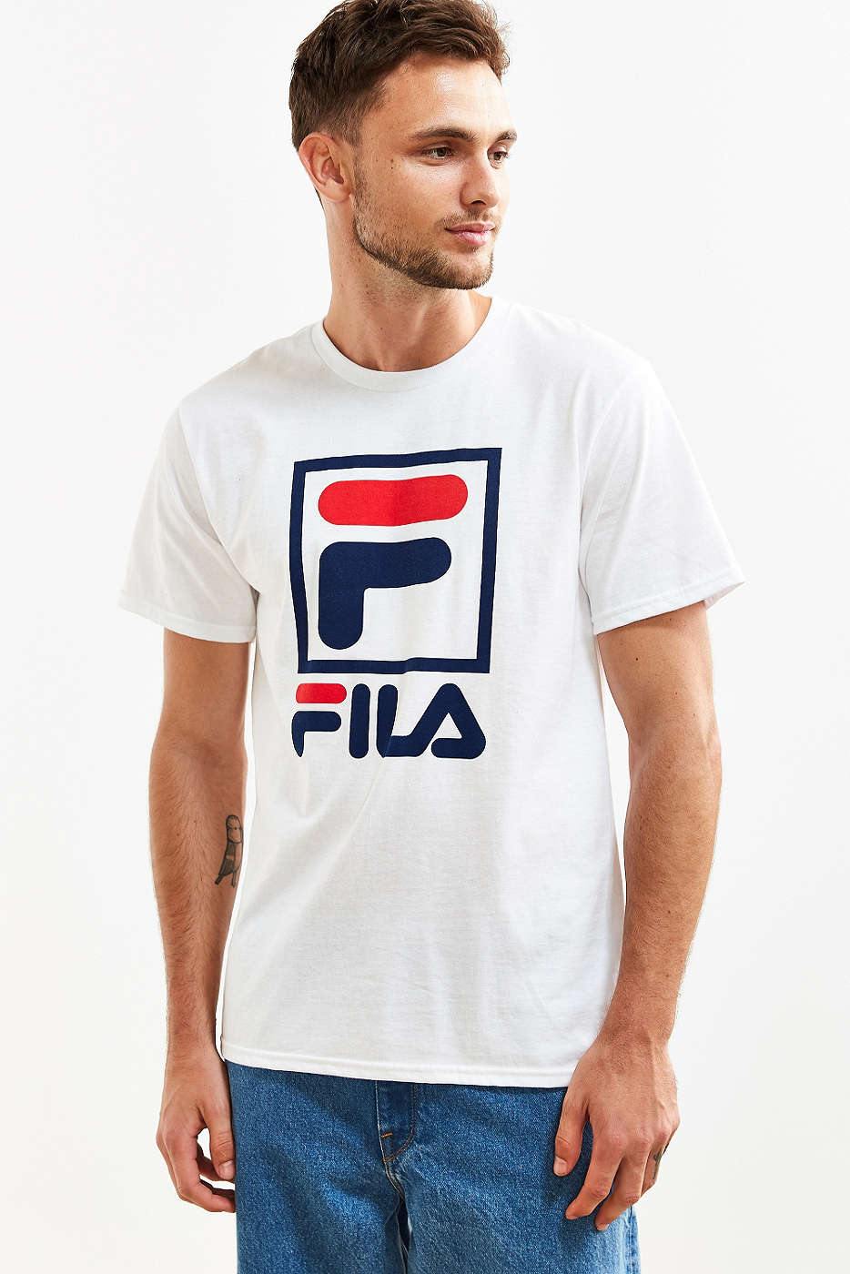 Basketball Collection by FILA + UO , Short Sleeve Tee