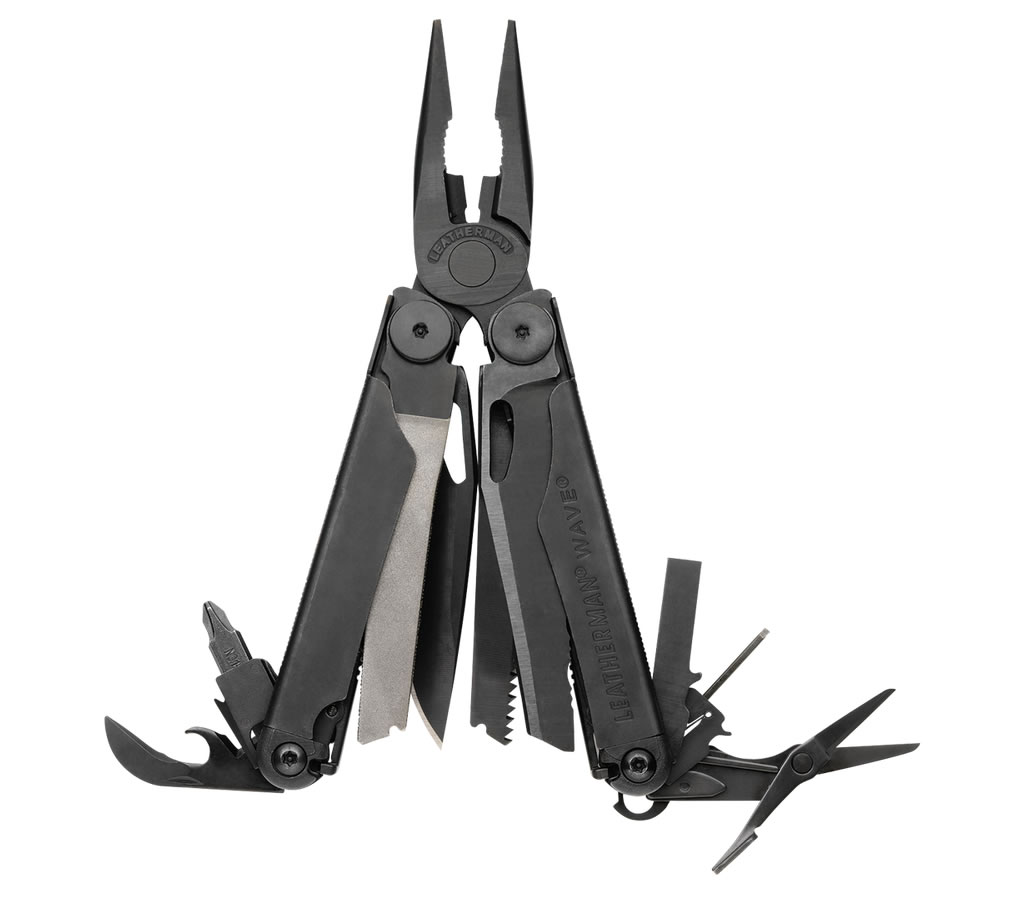 Black Leatherman Wave Multi-Tool