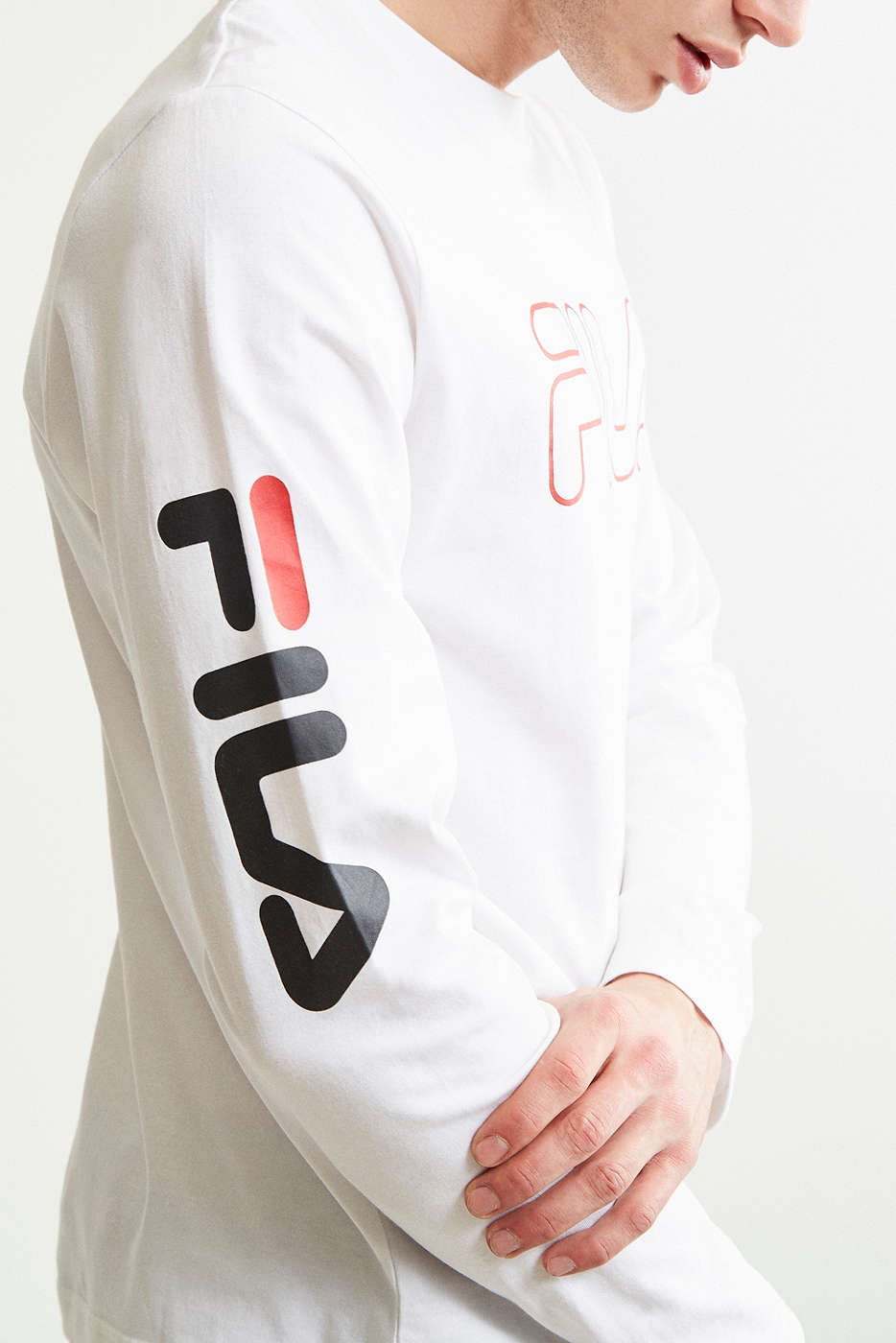 Collection by FILA + UO, Long Sleeve Tee