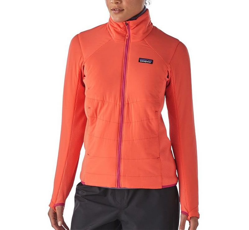 Coral Nano-Air Patagonia jacket for Women