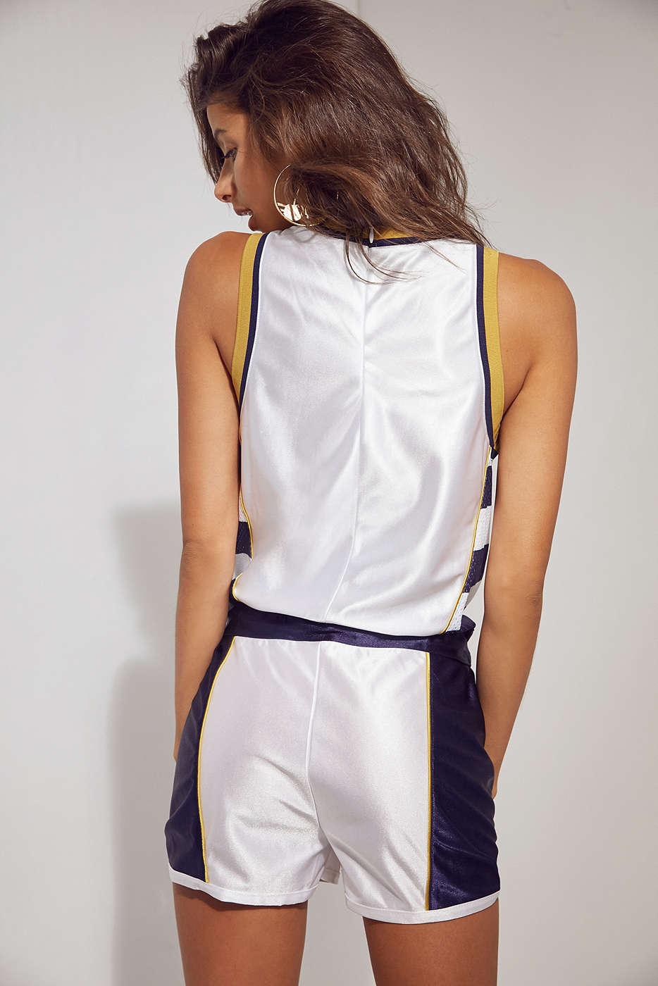 FILA + UO Basketball Collection Drawstring Romper
