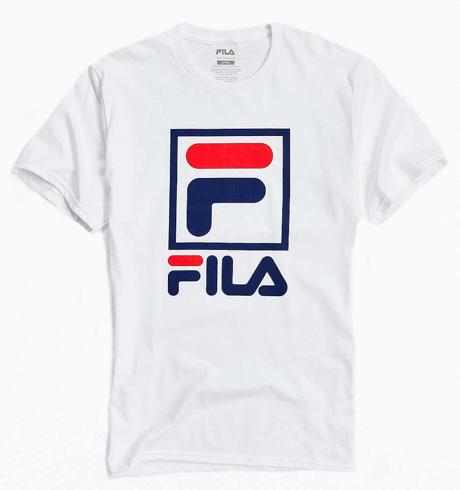 FILA + UO Basketball Collection, Short Sleeve Tee