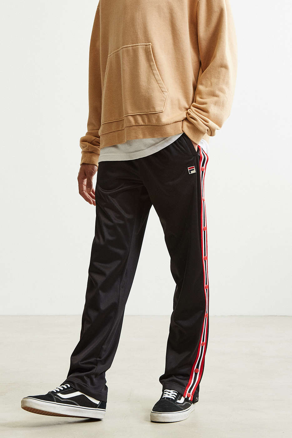 FILA + UO Collection Tearaway Track Pant