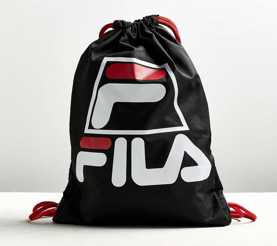 FILA and UO Collection, Drawstring gym bag