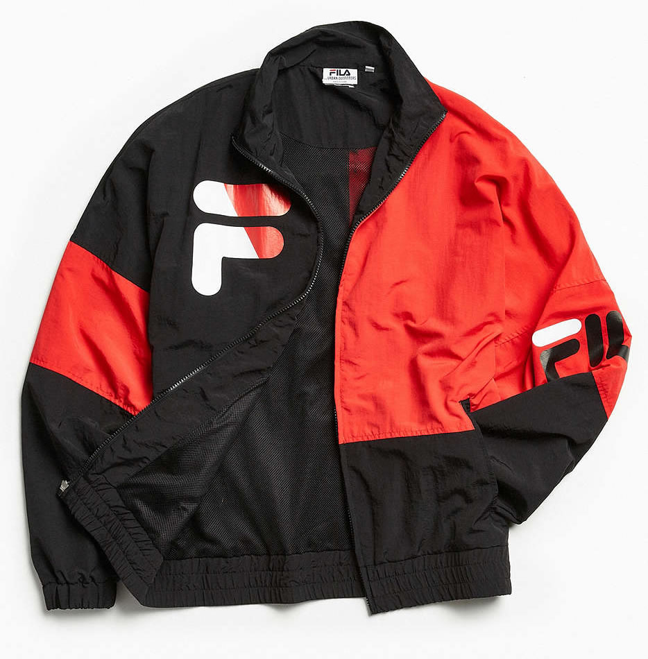 Men's Bronxdale Jacket FILA + UO Basketball Collection