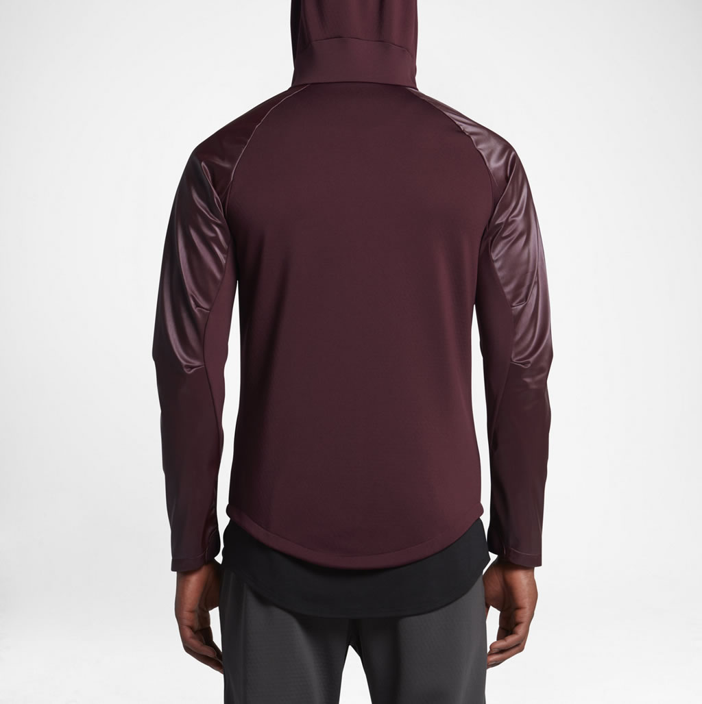Men's Training Hoodie BY Jordan, Back