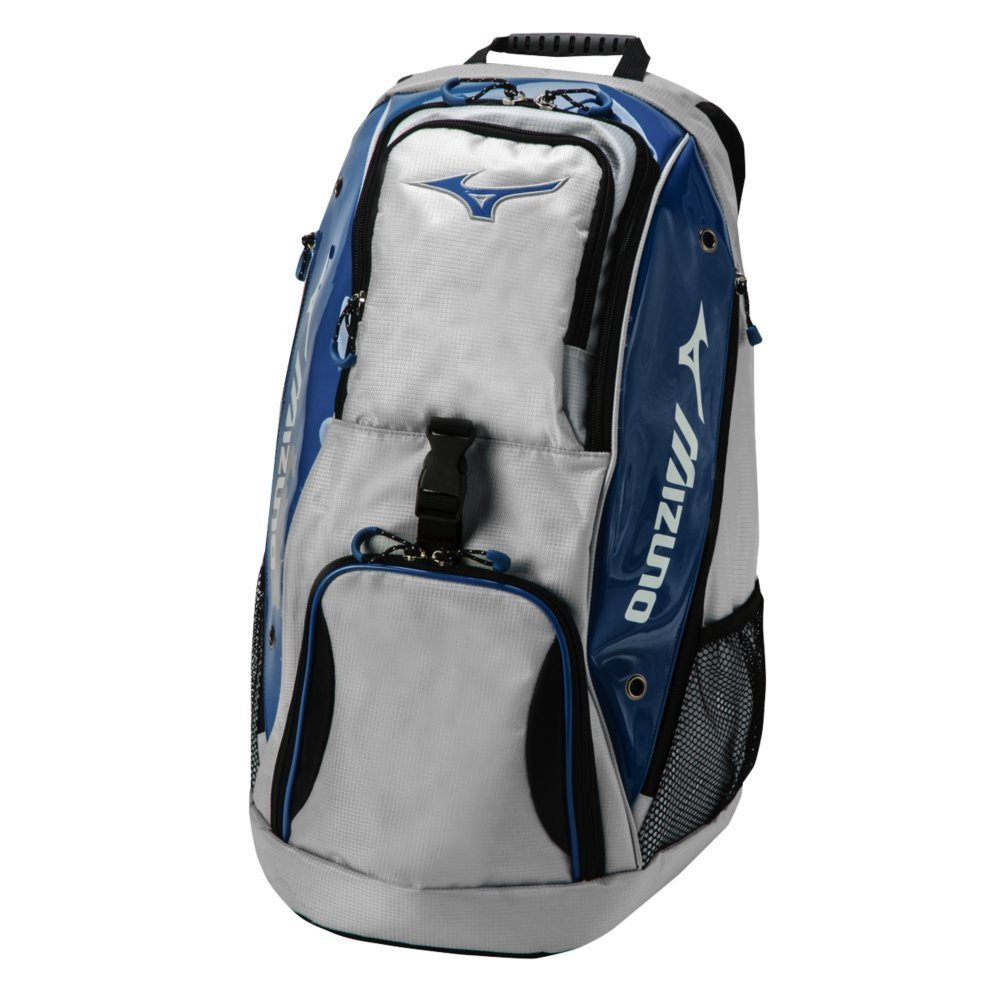 Navy Tornado Volleyball Backpack by Mizuno