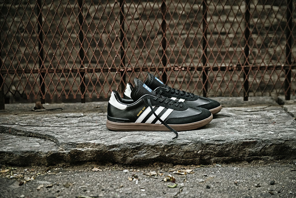 New Samba ADV Revealed By Adidas Skateboard