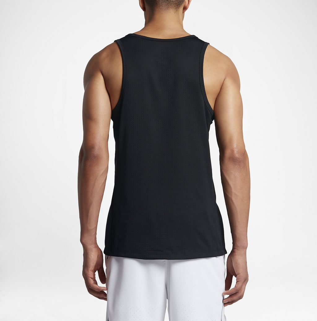 Nike Kobe Hyper Elite Men's Basketball Tank, Back