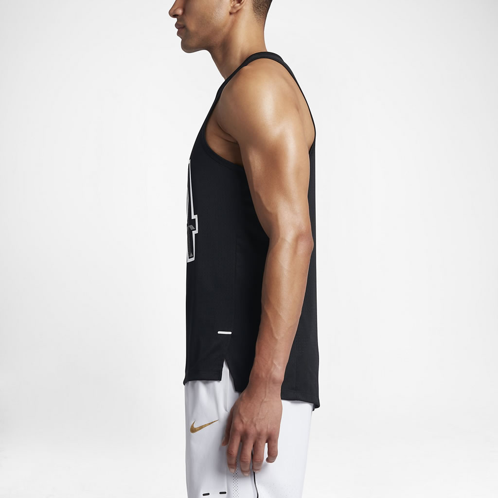 Nike Kobe Hyper Elite Men's Basketball Tank, Side