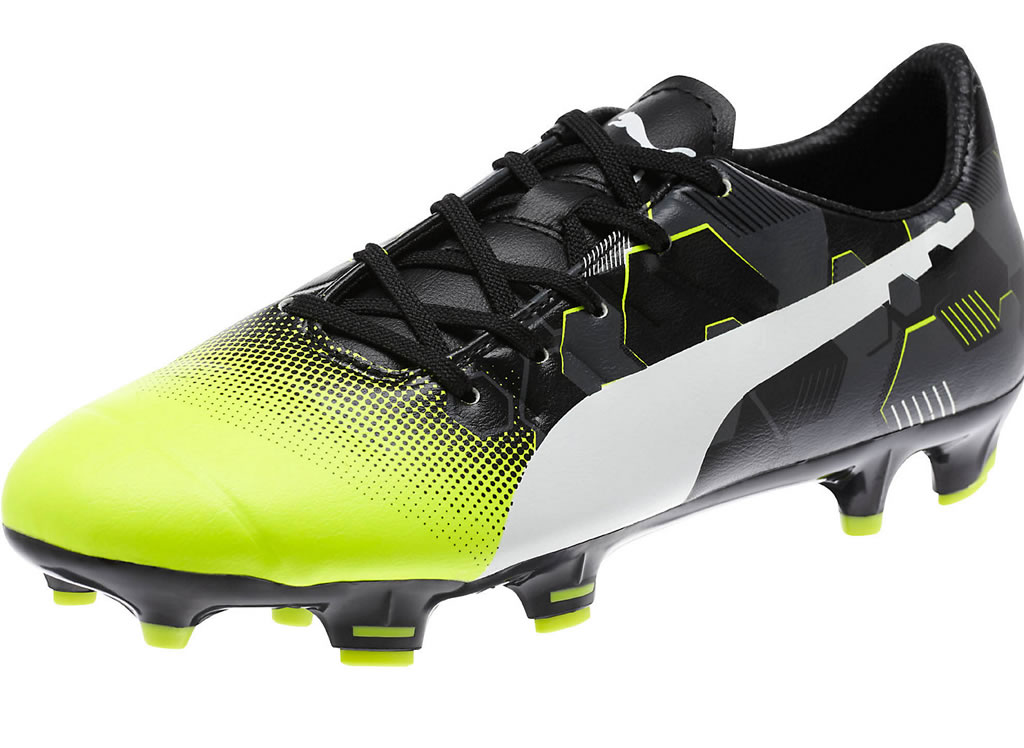 Puma evoPOWER 3.3 Graphic FG soccer cleats