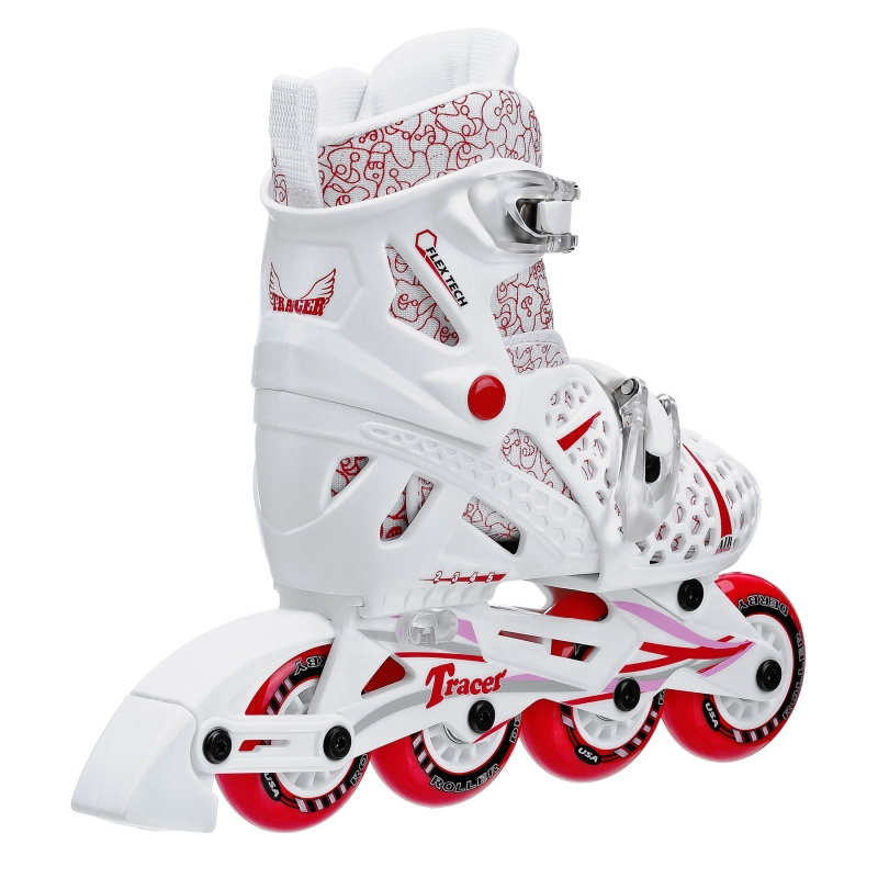 Roller Derby Size Adjustable Inline Skates For Girls