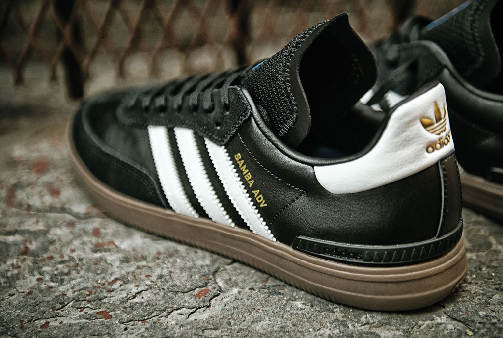 Samba ADV Sneakers By Adidas Skateboard