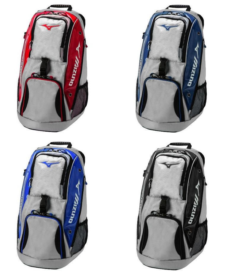 Tornado Volleyball Backpack by Mizuno