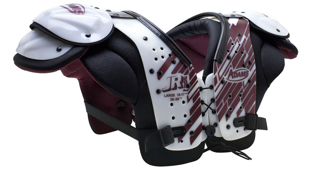 Adams All Purpose Football Shoulder Pads