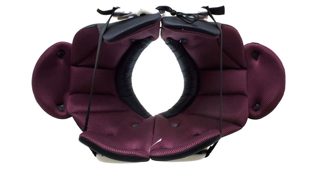 Adams shoulder pads for youth, Body Cushion