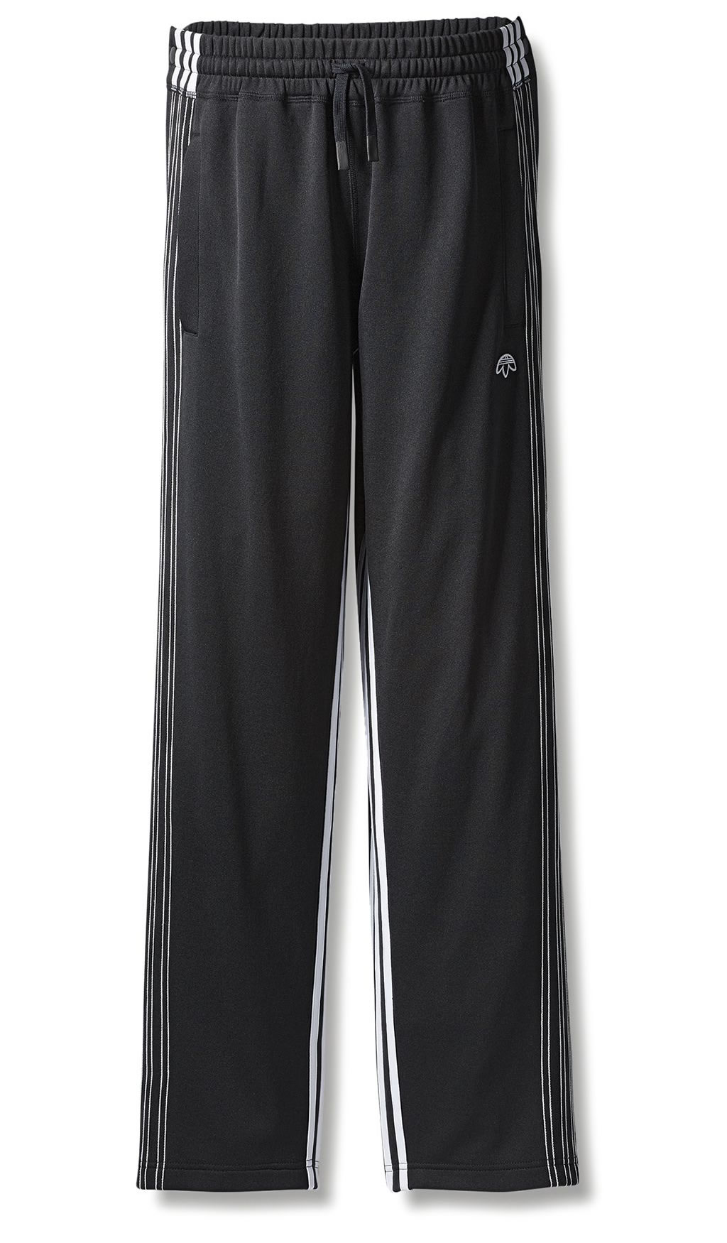 Black Alexander Wang Track Pants by Adidas Originals
