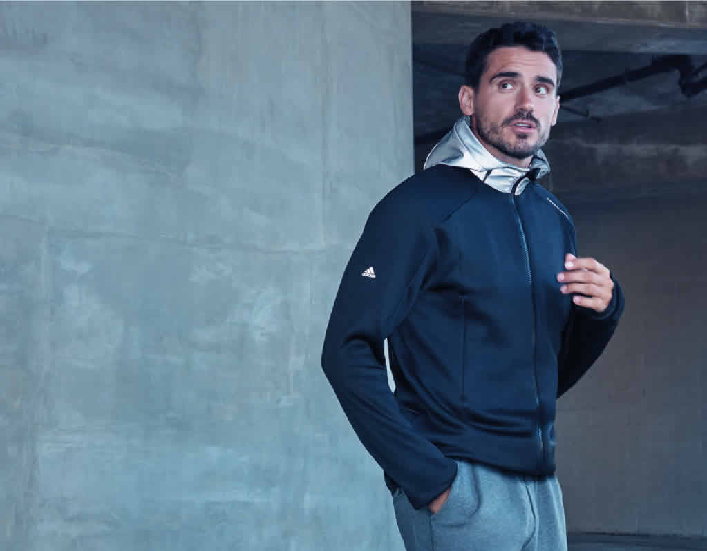 FW 2017 Collection by Porsche Design Sport, Hoodie