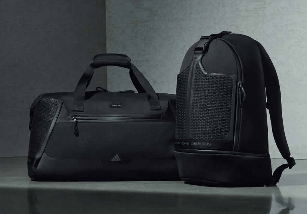 Fall-Winter 2017 Collection by Porsche Design Sport, Bags