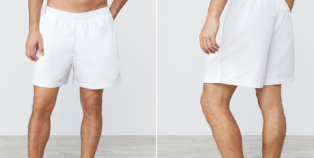 Fila Fundamental Clay Tennis Shorts
