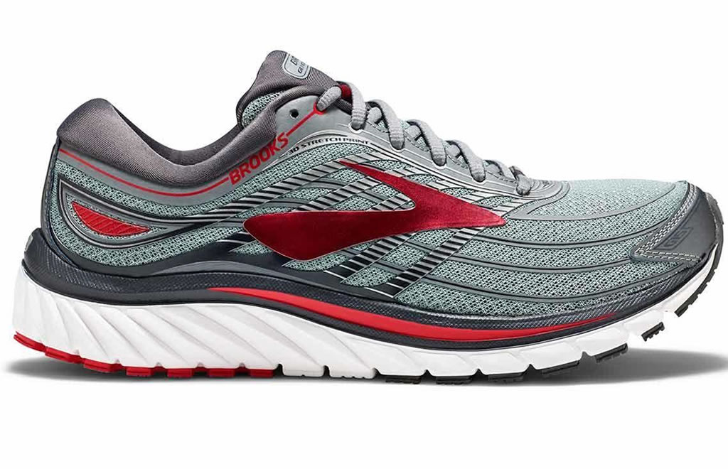 Grey Men's Glycerin 15 Running Shoes